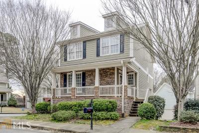 Atlanta Single Family Home New: 2232 Parkview