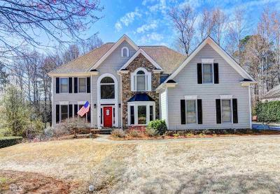 Suwanee Single Family Home New: 4065 Bridle Ridge