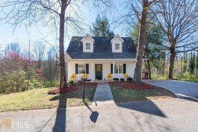 Habersham County Single Family Home New: 346 Lois Lane Dr