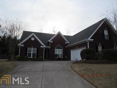 Lawrenceville Single Family Home New: 1222 Oakhaven Way