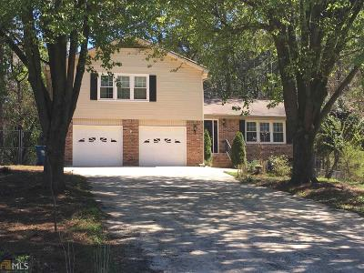 Gwinnett County Single Family Home New: 446 Francis Place SW