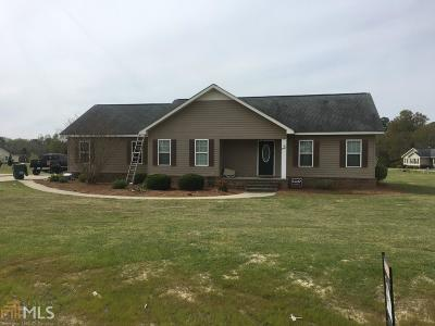 Statesboro Single Family Home For Sale: 108 Thomkin Dr