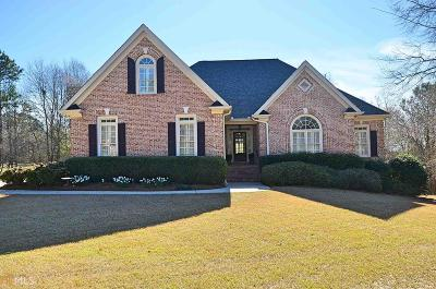 Loganville Single Family Home New: 5320 Guthrie Rd