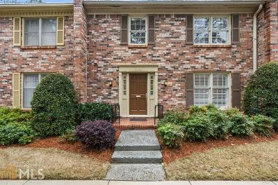 Decatur Condo/Townhouse New: 2386 Leafgate Rd