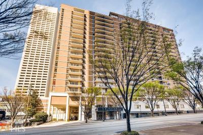 Atlanta Condo/Townhouse New: 620 Peachtree St #802