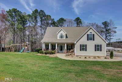 Social Circle Single Family Home Under Contract: 115 Elk Ridge Dr