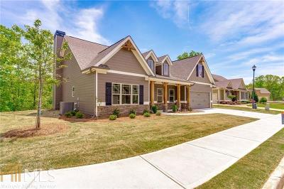 Waleska Single Family Home For Sale: 304 Trappers Bluff