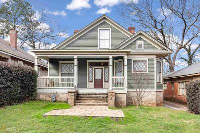 Decatur Single Family Home New: 415 W Howard