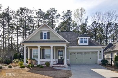 Kennesaw Single Family Home New: 3570 Serenade Cmns