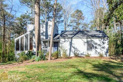 Marietta Single Family Home New: 2885 Hill Park Court