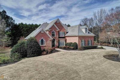 Suwanee Single Family Home New: 5835 Stoneleigh Drive