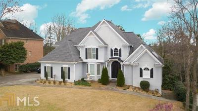 Alpharetta Single Family Home New: 360 Mistwater Trace
