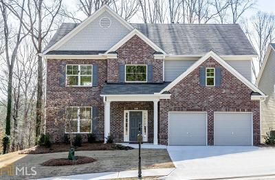 Atlanta Single Family Home New: 3688 Bradford Way
