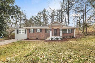 Atlanta Single Family Home New: 695 Hutchens Road