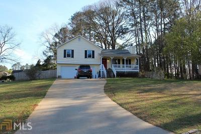 Douglasville Single Family Home Under Contract: 450 Sumer Ln N