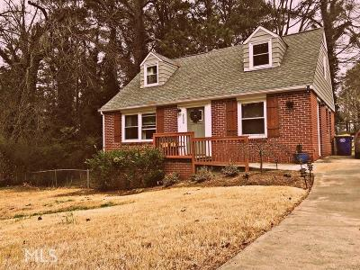 Kennesaw Single Family Home New: 2334 Lakewood Drive NW