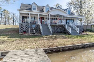Milledgeville, Sparta, Eatonton Single Family Home New: 306 Burtom Rd