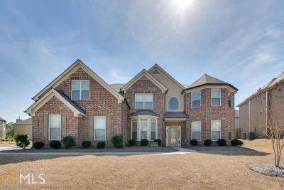 Dacula Single Family Home New: 1393 Skipping Stone Court