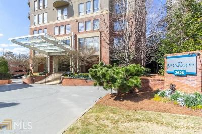 Atlanta Condo/Townhouse New: 2626 Peachtree Road NW #414