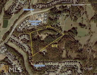 Acworth Residential Lots & Land For Sale: 4480 Cedarcrest Rd