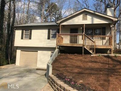 Lawrenceville Single Family Home New: 1331 Sommerset Dr