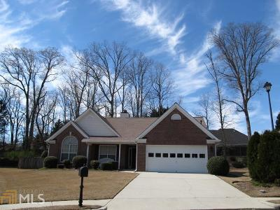 Lawrenceville Single Family Home Under Contract: 1330 Mulberry Mill Ln