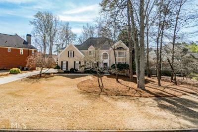 Johns Creek Single Family Home New: 10320 Oxford Mill Cir
