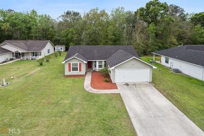 Kingsland GA Single Family Home New: $142,000