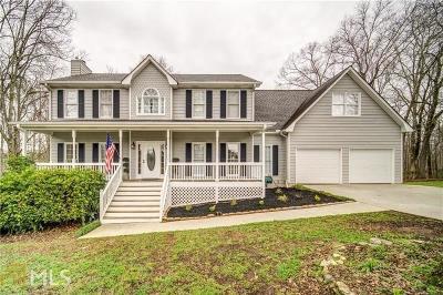 Dallas Single Family Home New: 1235 Ridge Rd