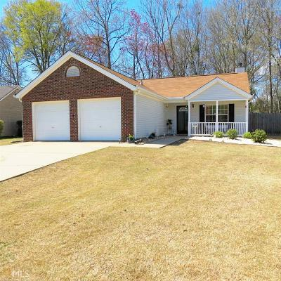 Locust Grove Single Family Home Under Contract: 141 Waters Edge Dr