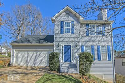 Lawrenceville Single Family Home Under Contract: 465 Twin Brook Way