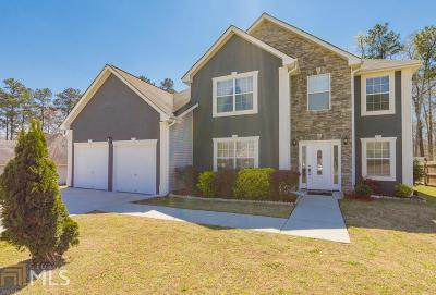 Ellenwood Single Family Home For Sale: 4015 Smithfield Trl