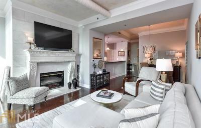 Atlanta Condo/Townhouse New: 923 Peachtree St #826