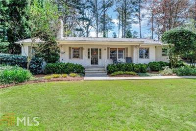 Atlanta Single Family Home New: 882 Kipling Drive