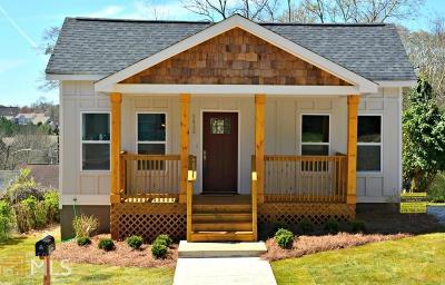 Atlanta Single Family Home New: 1435 Murray Street