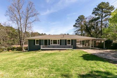 Atlanta Single Family Home New: 2715 Hedgewood
