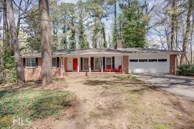 College Park Single Family Home New: 2365 Young Drive