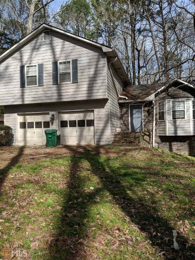 Stone Mountain Single Family Home New: 530 Stonemont