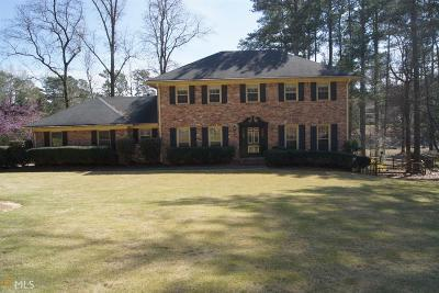 Marietta Single Family Home New: 3808 Valley Green Dr