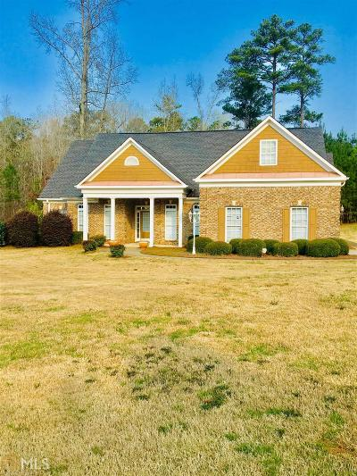 Conyers Single Family Home New: 2112 Crest Wood Dr