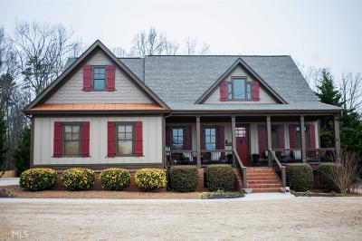 Hall County Single Family Home New: 8538 Belton Bridge