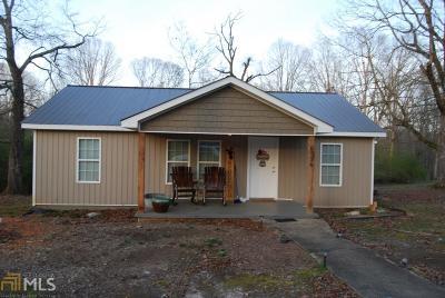 Hall County Single Family Home New: 6036 Cobb St