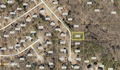 Powder Springs Residential Lots & Land For Sale: 3029 Valley View Dr