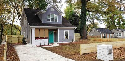 Fulton County Single Family Home New: 2011 Reynolds