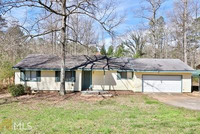 Marietta Single Family Home New: 2967 Harold Dean Drive