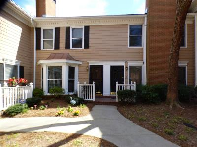 Sandy Springs Condo/Townhouse New: 7500 Roswell Rd #111