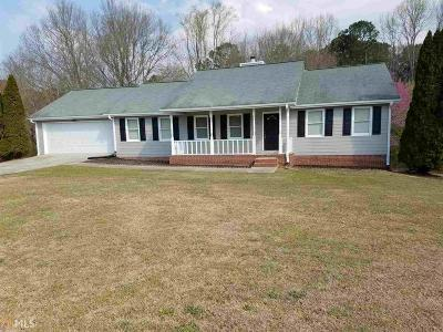 Loganville Single Family Home New: 925 Midway Rd