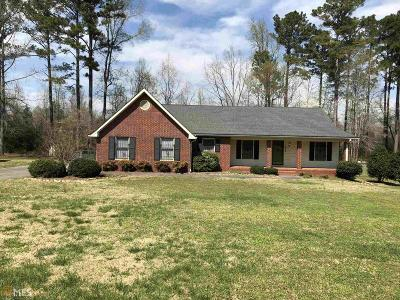 Griffin Single Family Home Under Contract: 1505 Crestwood Dr