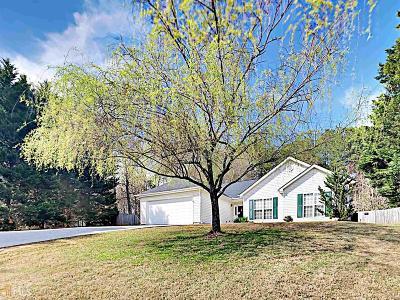 Monroe Single Family Home Under Contract: 1715 Hazel Cir