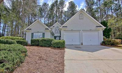Peachtree City Single Family Home New: 208 Preston Circle